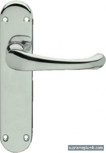 Hilton Lever Latch Satin Nickel